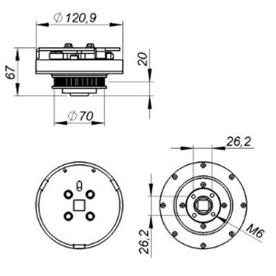 LM12CD LOW SPEED 3 4X4