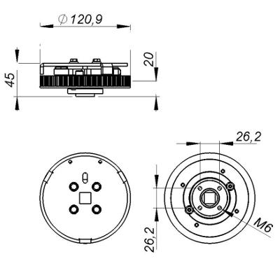 LM12CD STANDARD 3 4X4