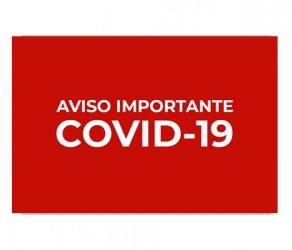 Suspensión de actividad laboral – COVID-19