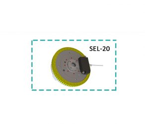 Electronic safety device SEL-20