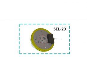 Nuevo dispositivo electrónico de seguridad SEL-20